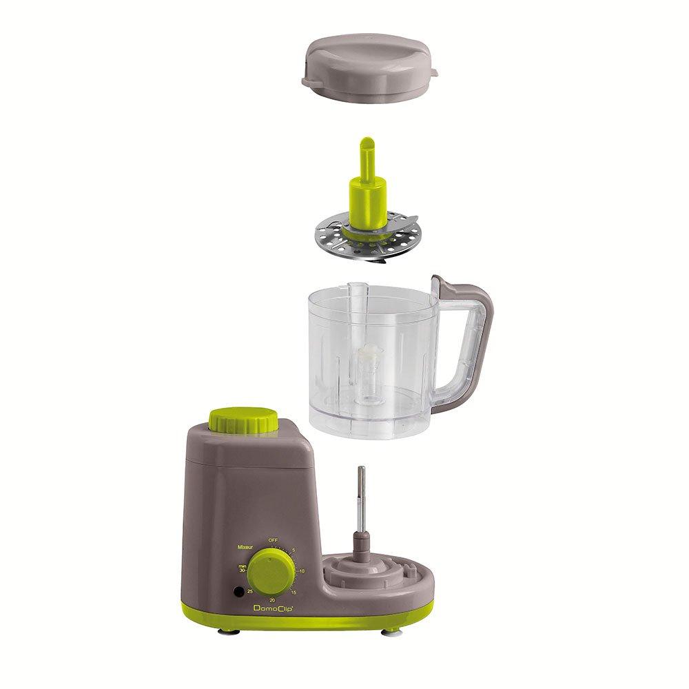Domoclip dop174 Robot licuadora olla bebé 4 en 1: Amazon.es: Hogar