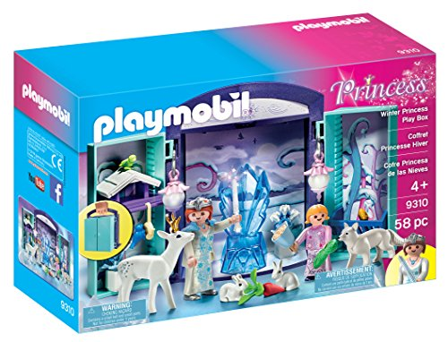 PLAYMOBIL® 9310 Winter Princess Play Box Ice EIS Prinzessin