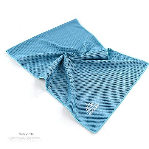 BEAUTOP 1 stück Schnelle Kühlung Sport Handtuch Mikrofaser Stoff Schnell Trockenen Eis Handtücher Fitness Yoga Klettern Übung Outdoor Handtuch