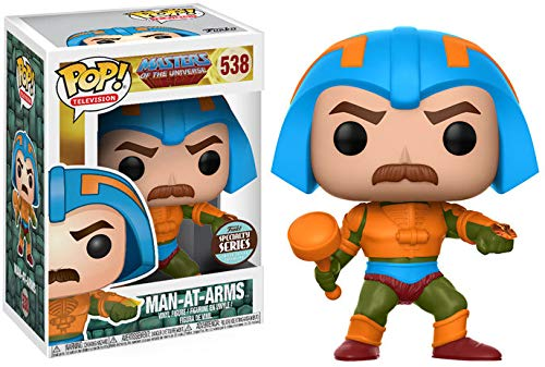 Figura Pop! Master of The Universe Man-At-Arms Speciality