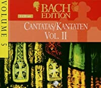 Bach Edition, Vol 5 (2001-05-16)