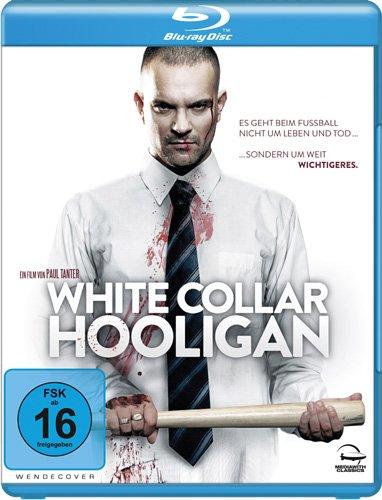 White Collar Hooligan [Blu-ray] [Alemania]