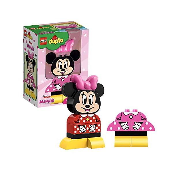 LEGO DUPLO Disney - Mi Primer Modelo de Mickey 1