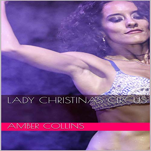 Lady Christina's Circus audiobook cover art