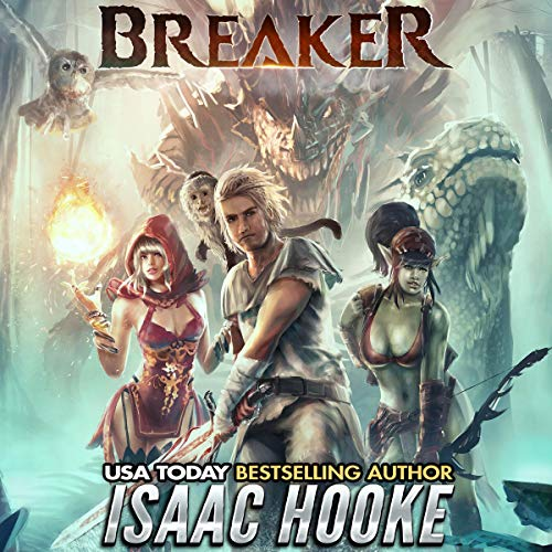 Breaker  audiobook cover art
