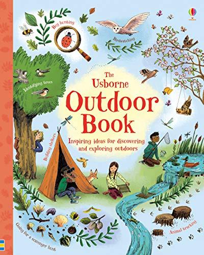 Martin, J: Usborne Outdoor Book (Activity Books)