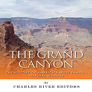 The Grand Canyon audiobook cover art