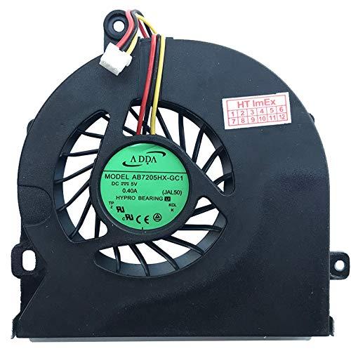 (Verison 3) Lüfter Kühler Fan Cooler kompatibel für Toshiba Satellite L350-141, L350-153, L350-20P, L350-145, L350-23H, L350-235, L350-15V, L350-21E, L350-21P