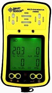ProbadorMultifuncional Monitor digital de gas múltiple Oxígeno / hidrotión / monóxido de carbono / Combustile 4in1