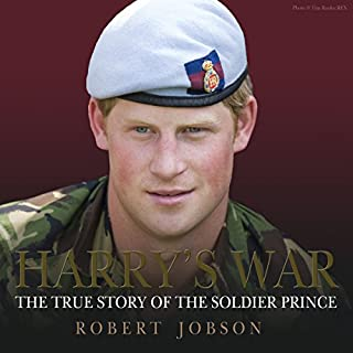 Harry's War     The True Story of the Soldier Prince              By:                                                                                                                                 Robert Jobson                               Narrated by:                                                                                                                                 Matthew Lloyd Davies                      Length: 7 hrs and 7 mins     3 ratings     Overall 4.0