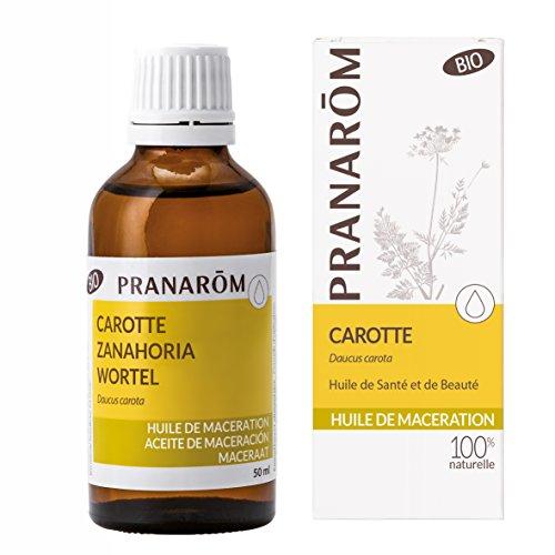 Pranarôm - Carotte Bio - Huile Végétale - 50 ml