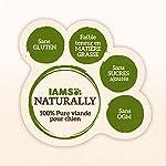 IAMS Naturally Friandises pour chiens 100 % viande de canard Qualité nutritionnelle et goût préservés – Faible en graisses – Sans : Céréales, OGM, sucres ajoutés, conservateur – Tube de 50g - Lot de 2 #3