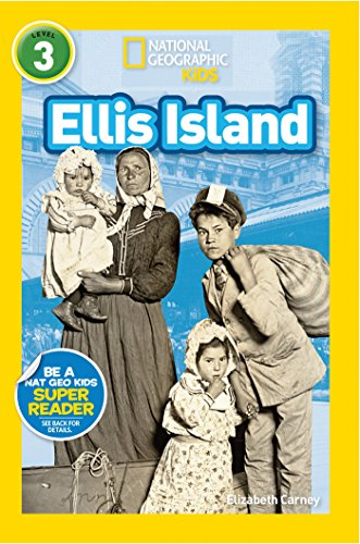 National Geographic Readers: Ellis Island (English Edition)