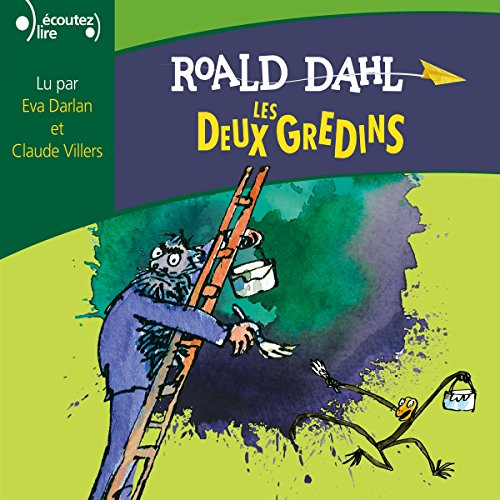 Les deux gredins audiobook cover art