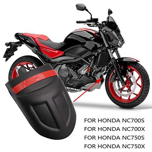 Semine Motorrad kotflügel kotflügel hinten verlängerung für Honda nc750x nc750s nc700 nc750 s x nc 700x 700s 750s