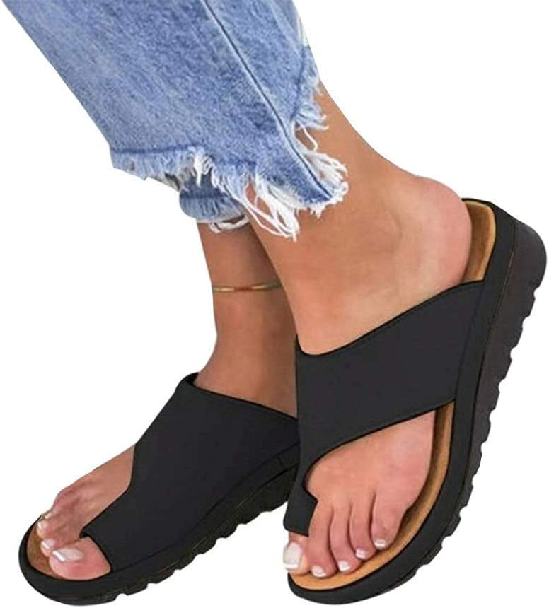 Max 83% OFF Weison Orthopedic Premium New product type Toe Corrector Pa Relief Sandals Bunion
