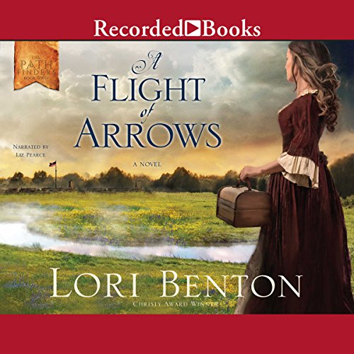 A Flight of Arrows audiobook cover art