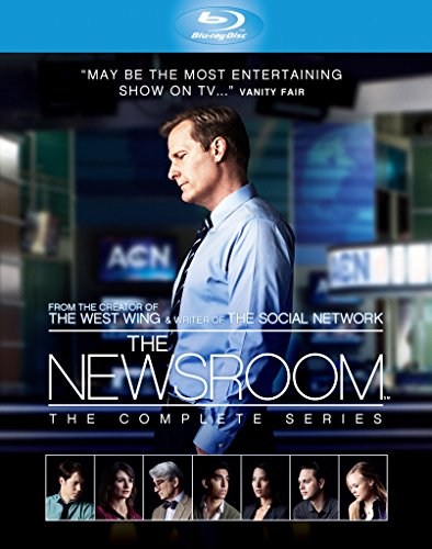 The Newsroom - Complete Season 1-3 [Blu-ray] [Region Free]