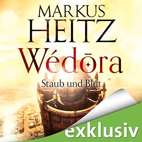 Staub und Blut (Wédora 1) audiobook cover art