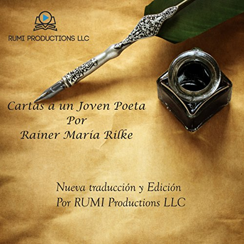 Cartas a un Joven Poeta [Letters to a Young Poet] audiobook cover art