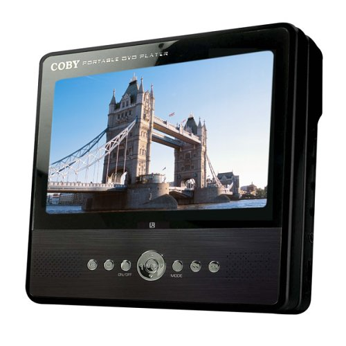Purchase Coby TF-DVD7050 7-Inch TFT Portable Tablet-Style Portable DVD Player