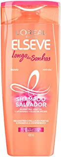Shampoo Elseve Longo dos Sonhos, L'Oréal Paris, 400ml