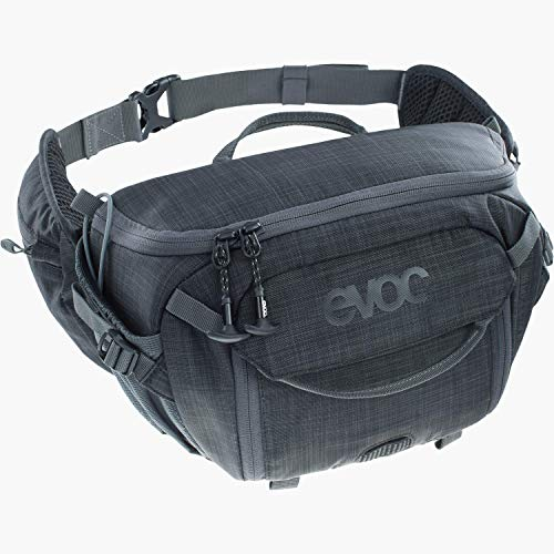 evoc Capture 7l Photo Hip Pack, Carbon Grau meliert, One Size