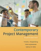 Contemporary Project Management, 4th Edition Front Cover
