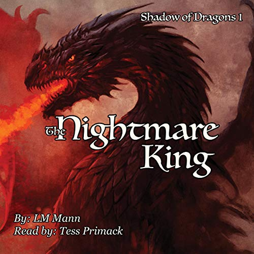 The Nightmare King Audiobook By LM Mann cover art