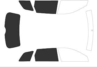 Variance Auto Films Tinted Car Kit 3/4 Back, Black 05