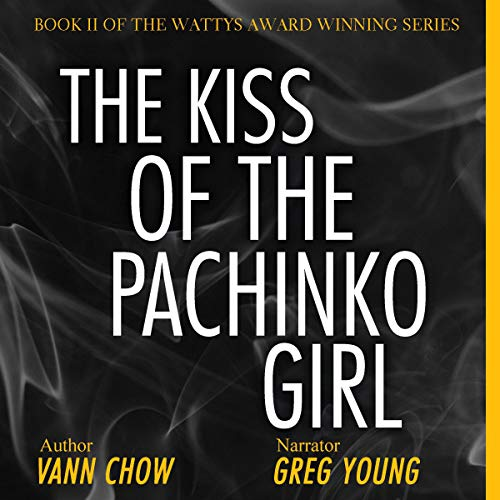 The Kiss of the Pachinko Girl cover art