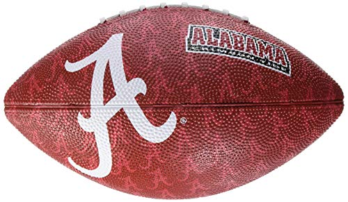 NCAA Gridiron Junior-Size Youth Football, Alabama Crimson Tide
