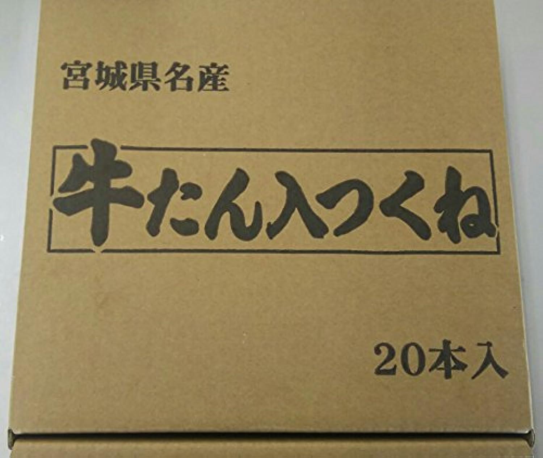 国産(宮城県)牛タン入つくね串 20本 冷凍 業務用