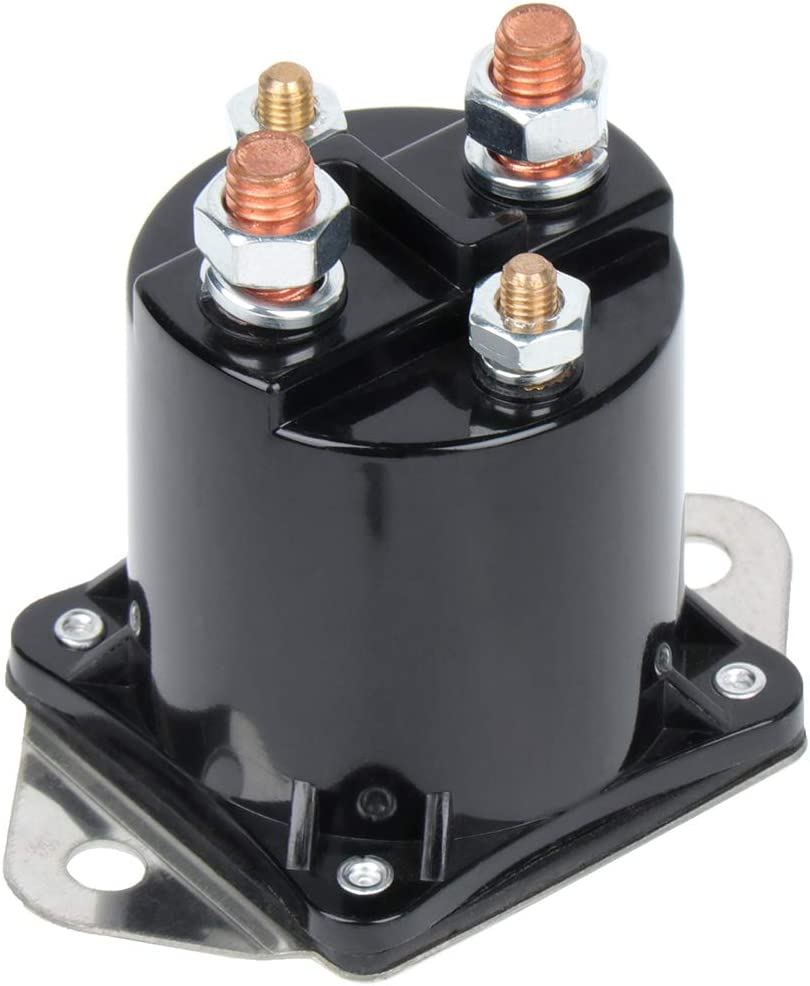 ANGLEWIDE Continuous Duty Switch Relay 5 Overseas parallel import regular item ☆ very popular 1 Solenoid Compatible for