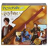 Mattel Games Pictionary Air Harry Potter, ve lo que dibujas en pantalla, con varita...