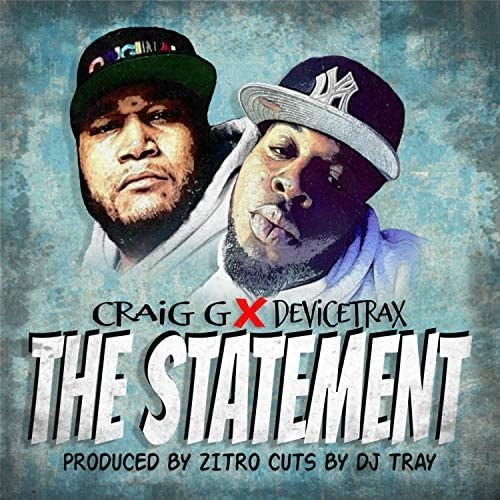 Craig G & DeviceTrax feat. Zitro