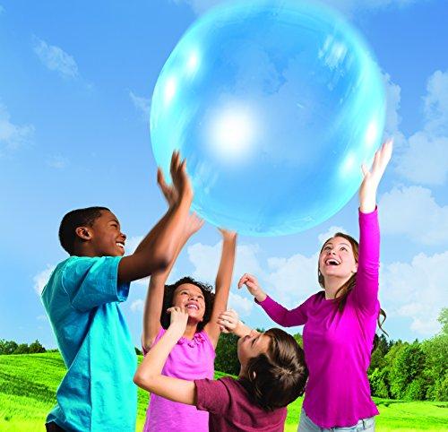 Wubble Super Bubble Ball, Blue