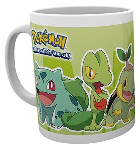 GB Eye Pokemon Grass Partners Tasse, Mehrfarbig