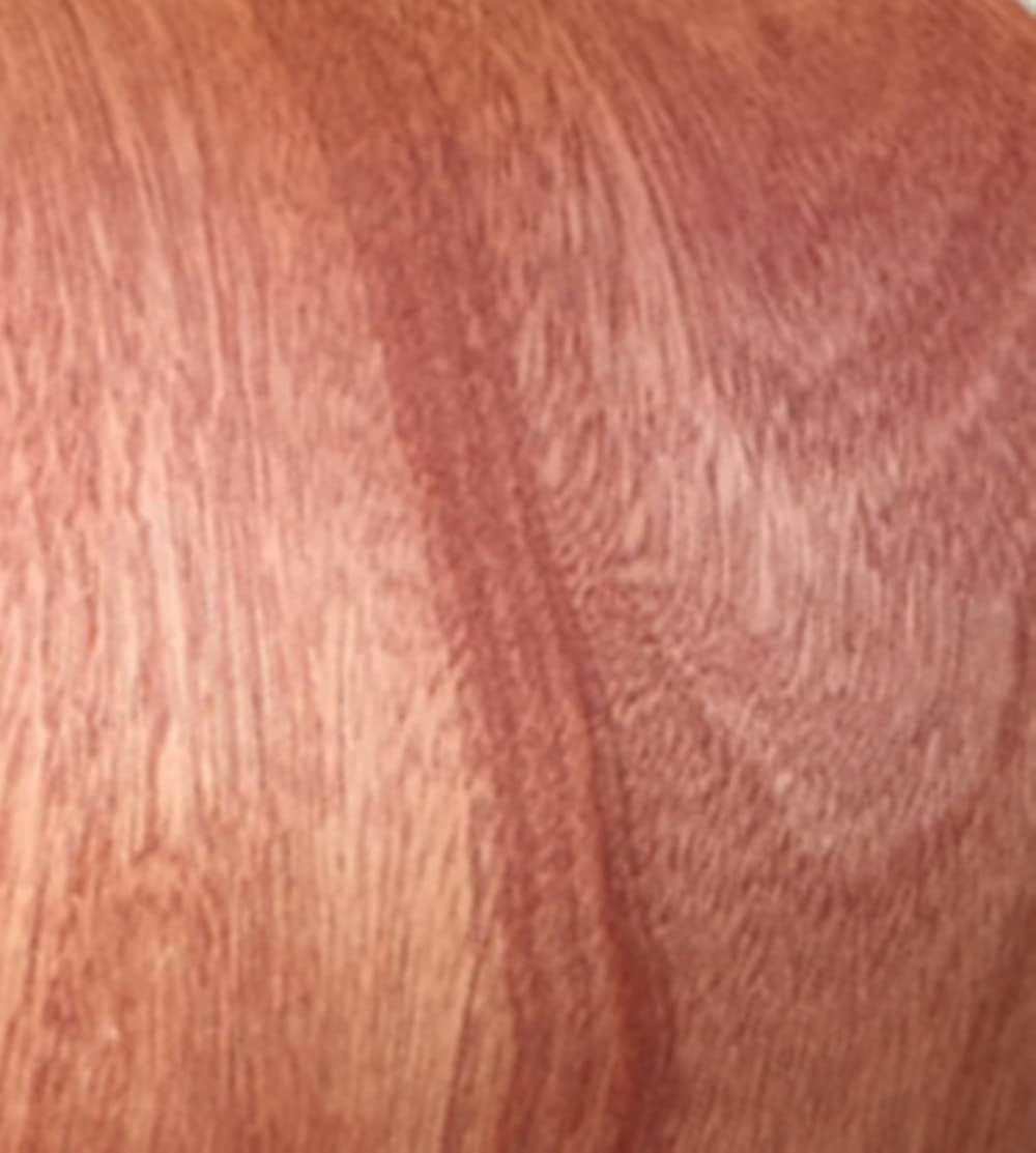 Aibote Natural Mahogany Wood Veneer Restoration Sheets(Overall S