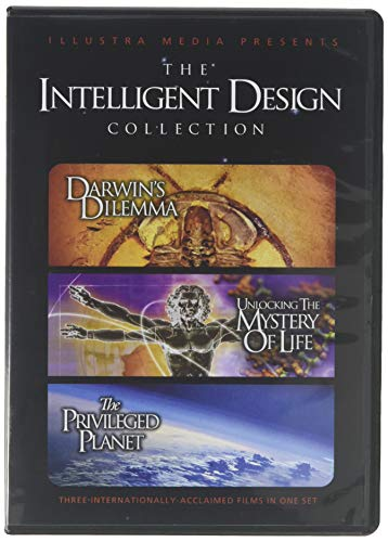 The Intelligent Design Collection - Darwin's Dilemma, The Privileged Planet, Unlocking the Mystery...