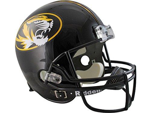 NCAA Missouri Tigers Deluxe Replica Football Helmet