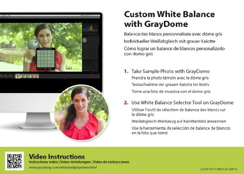 Gary Fong Color Reference Kit
