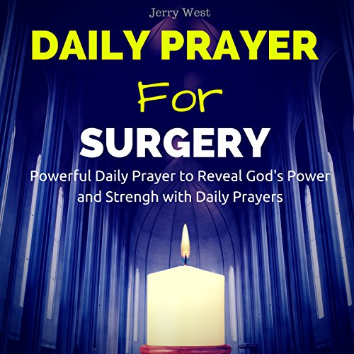 Daily Prayer for Surgery cover art