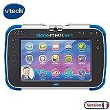 VTech – Tablette Storio Max XL 2.0 bleue – Tablette enfant 7 pouces, 100%...