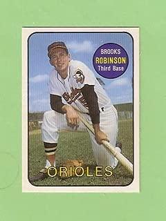 Brooks Robinson 1986 Sports Design (JD McCarthy) (Baltimore Orioles)