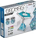 Geomag- Pro-L Juego de construcción magnética, Multicolor (22)
