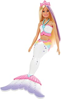 Barbie Crayola Mermaid Doll
