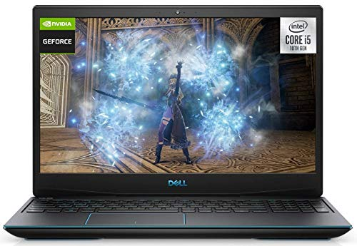 2021 Newest Dell G3 15.6'' FHD Gaming Laptop, Intel i5-10300H, NVIDIA GeForce GTX 1650, 16GB DDR4 RAM, 1TB PCIe Solid State Drive, HDMI, Webcam, WiFi, Backlit Keyboard, Win10 Home
