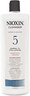 Nioxin Cleanser Shampoo, System 5 (Chemically Treated Hair/Normal to Light Thinning/Very Dry Hair)