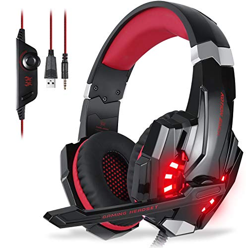 Micro Casque PS4 PS5...